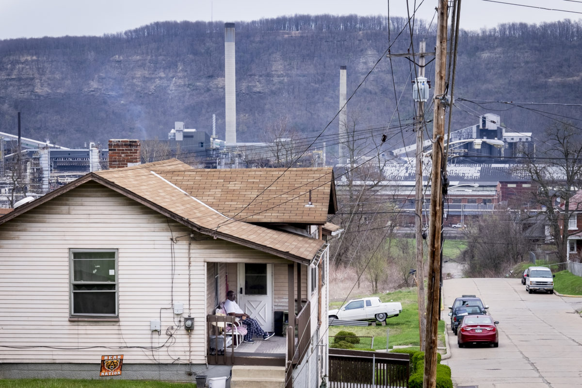 Searching for Dream Street - Clairton
