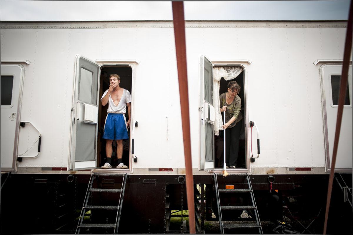 Cole Bros. Circus 2012