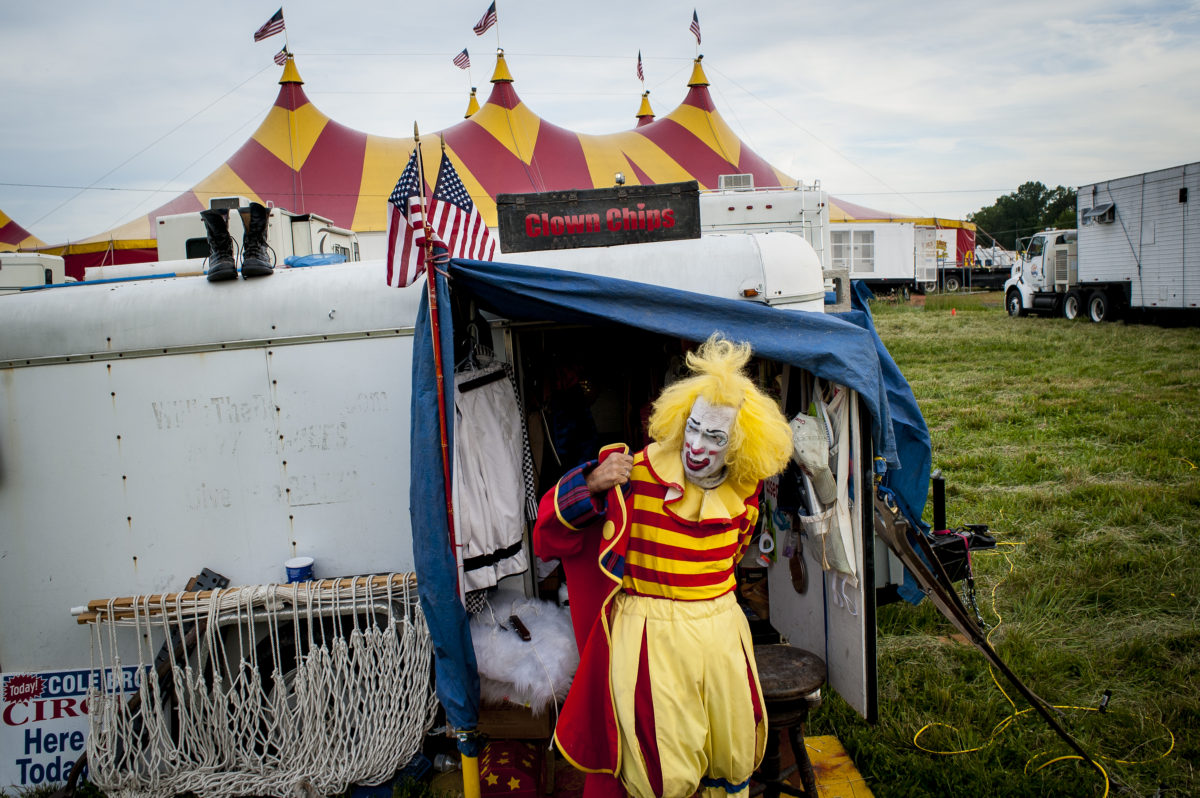Cole Circus in Manassas