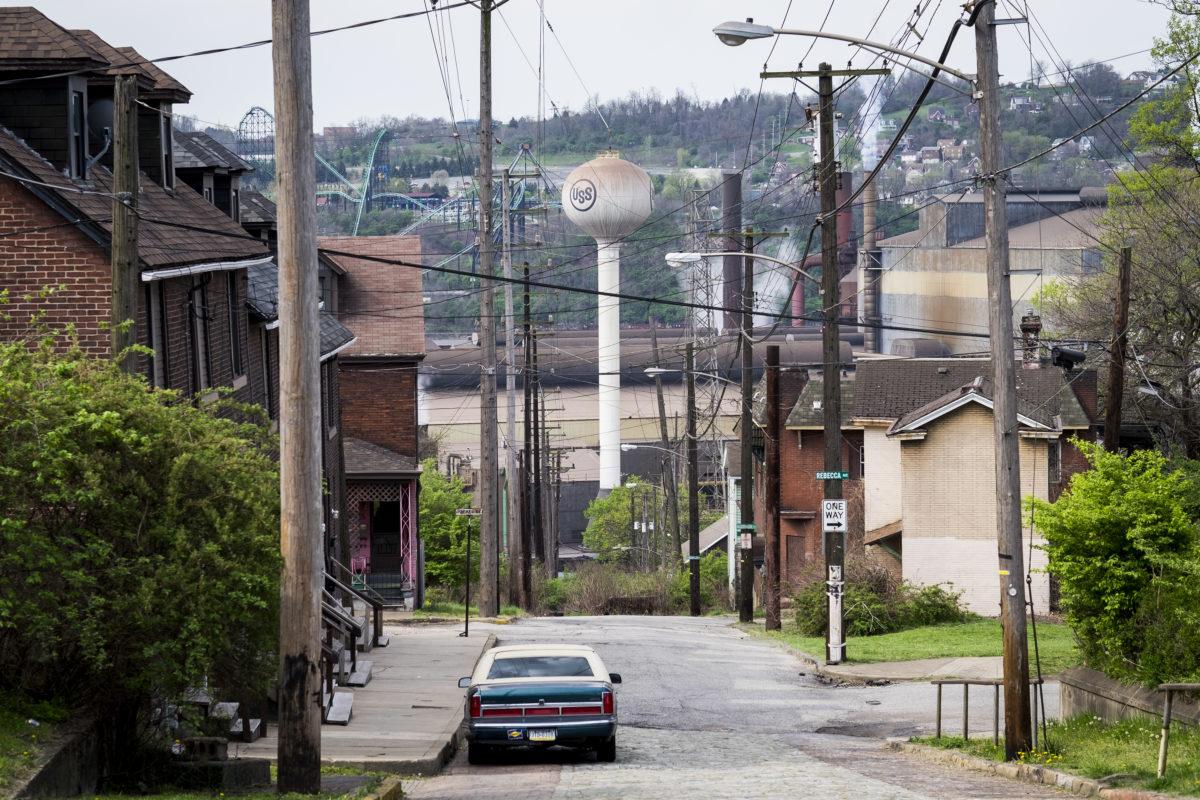 Searching for Dream Street - Braddock