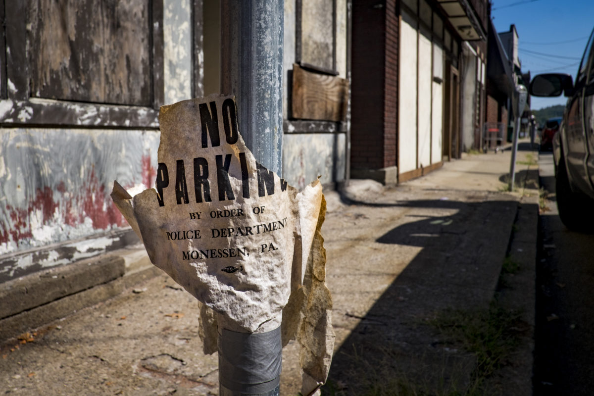 Monessen - Searching for Dream Street